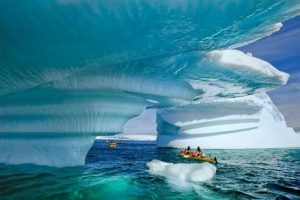 Unkown fact about antarctica